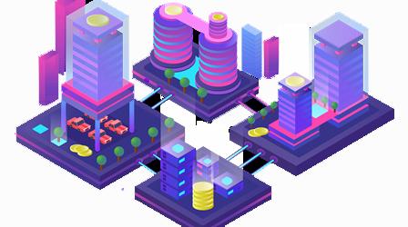 平台以BTC,ETH为中心产生稳定及长期的收入